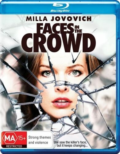 1 of 1 - Faces in the Crowd NEW B Region Blu Ray