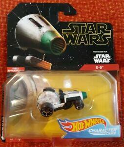 2019 Hot Wheels Star Wars Character Cars Rise Of Skywalker D O Free Shipping Ebay
