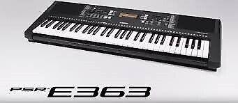 Keyboard E 363