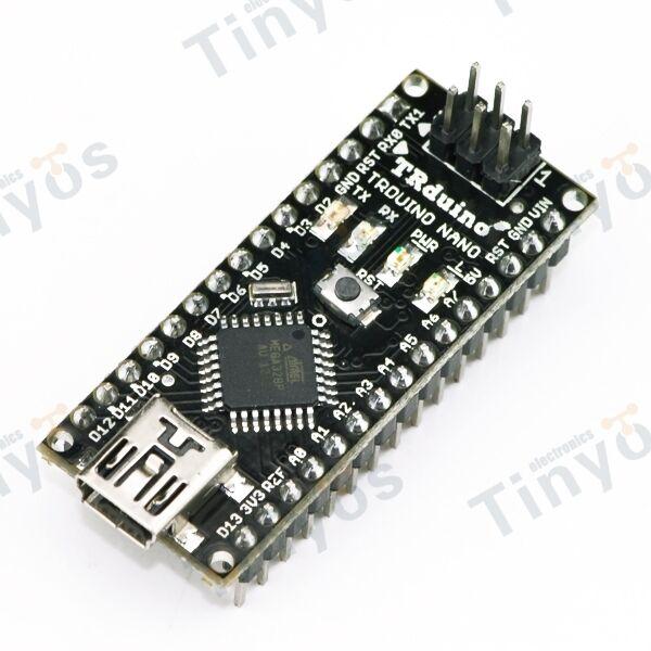 Brand New Tosduino Nano Board (100% Arduino - compatible)