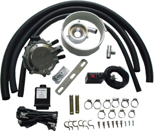 Propane LPG Traditional System//normal aspirated system bi-fuel Conversion kits
