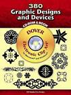 378 Graphic Designs and Devices by Dover (Mixed media product, 2008)