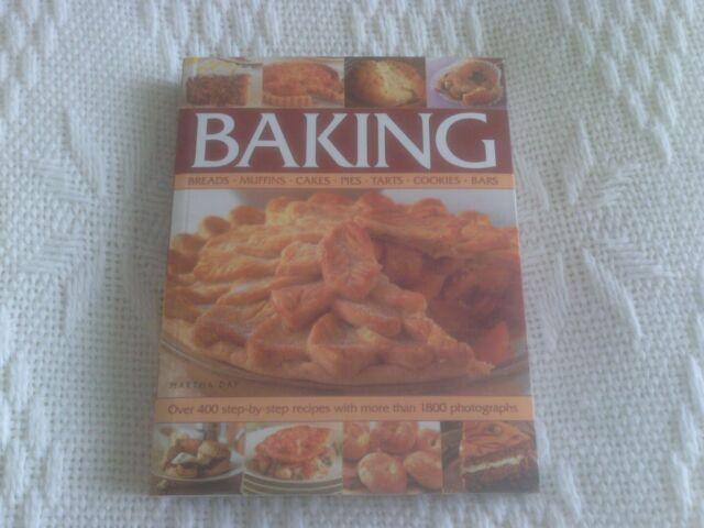 Baking Martha Day