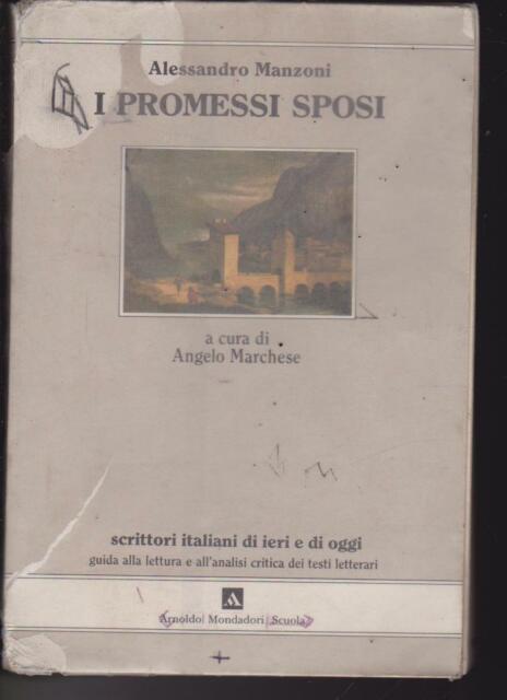 I promessi sposi di Alessandro Manzoni 1987 Mondadori Scuola