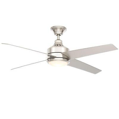 Mercer 52 In Brushed Nickel Ceiling Fan Replacement Parts Ebay