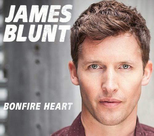 James Blunt - Bonfire Heart (E.P.) MAXI CD SINGLE - RARITÄT