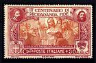 ITALIA - Regno - 1923 - 300° della Congregazione di Propaganda Fide - 30 cent.