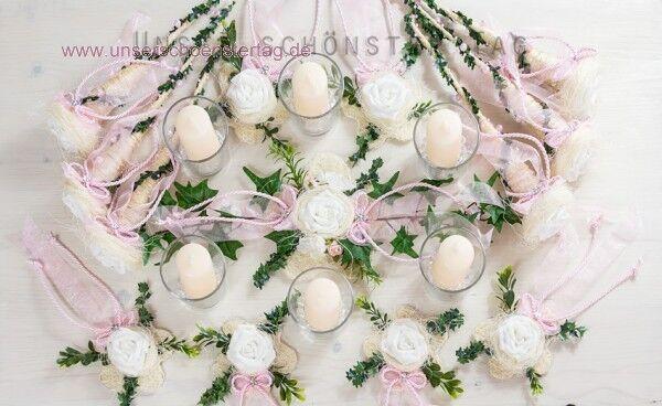 25 pièces table décoration rose pour mariage décoration de table td0061 (1)
