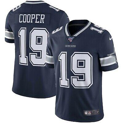 Amari Cooper Dallas Cowboys Nike 100th Season Vapor Limited Jersey - Navy | eBay
