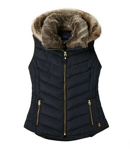 Joules-Maybury-Chevron-Gilet-Marine-Navy-Now-With-30-Off
