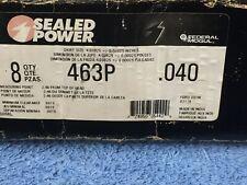 Sealed Power//Federal Mogul Ford 351//5.8 351W Cast Piston Set//8 1977-93* 60