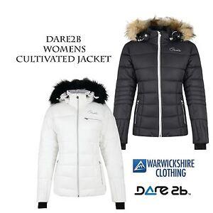 Image is loading Dare2b-Womens-Ladies-Cultivated-Waterproof-Windproof-Ski- Jacket 49b292b2f