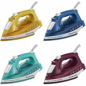 Russell-Hobbs-24840-Light-amp-Easy-Brights-Steam-Iron-with-Ceramic-Soleplate-2400W