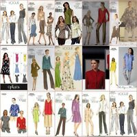 Vogue Sewing Pattern Misses Clothes Pattern Size 8 To 14 Or 8 To 16 You Pick