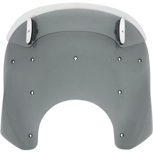 Memphis Shades 13-16in Replacement Plastic for Drop Top Windshield  MDP61210*