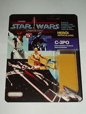 C-3PO Personalizzato Vintage Star Wars POTF glasslite 9 BACK RETRO KIT