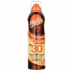 MALIBU-Olio-Secco-Spray-continuo-SPF-30-Sun-Protection-175-ML