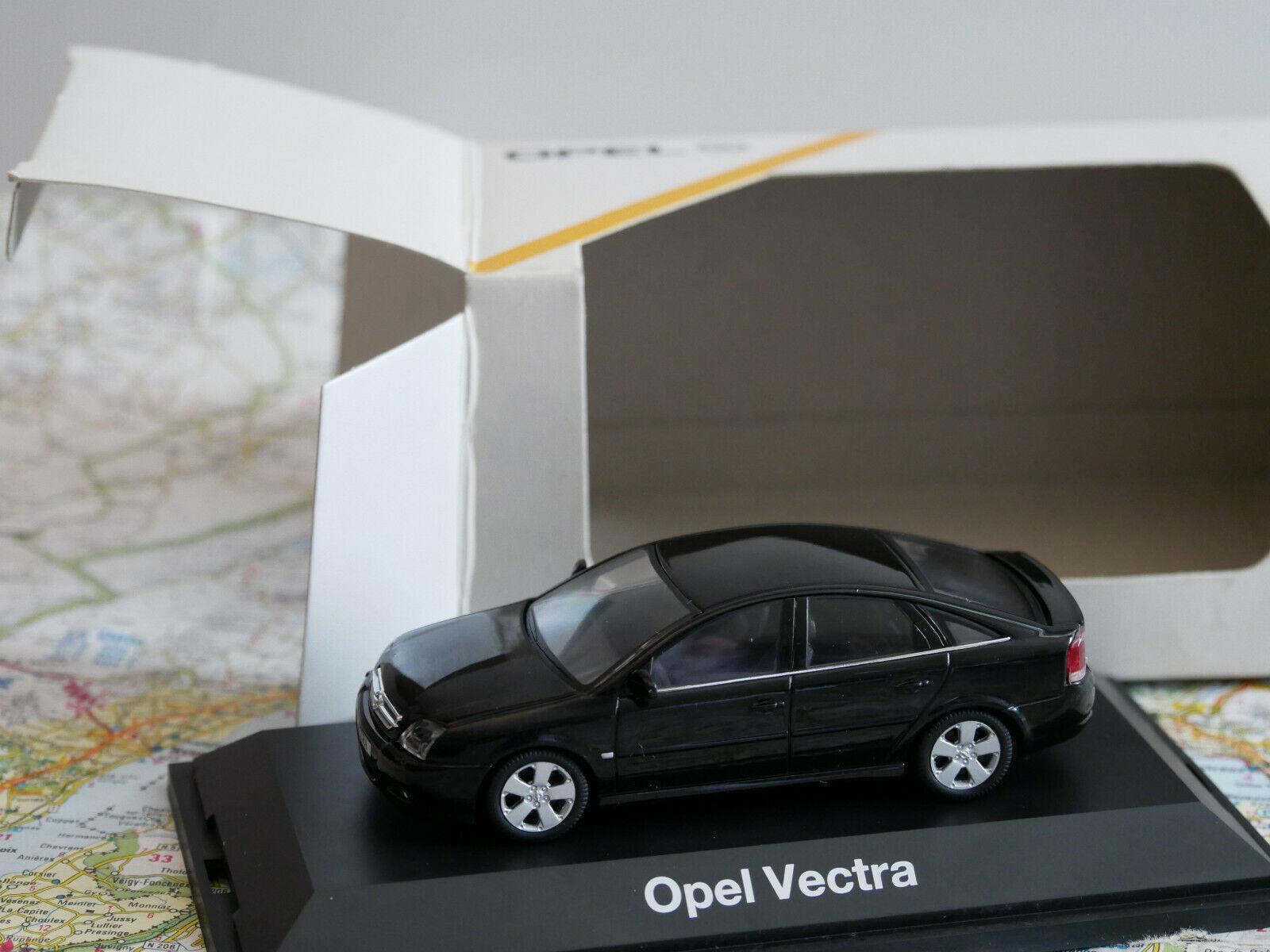 SCHUCO OPEL VECTRA DEALER-VERSION NEW DIE-CAST 1:43 NEW