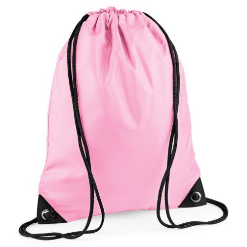 Girls Swimming PE Drawstring Bag for Swimming Lessons Free Personalised Name