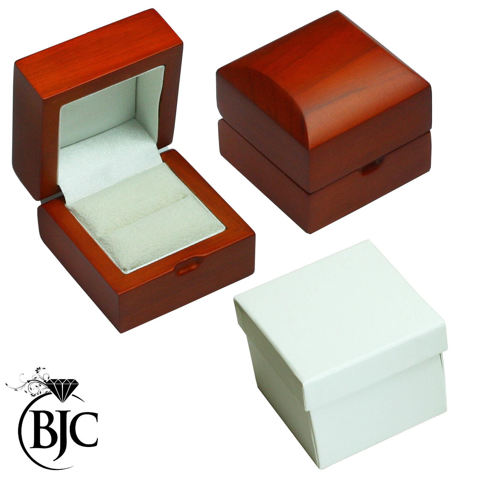 BJC ® 9ct oro Giallo Zaffiro & & & Diamante Gypsy Taglia M Vestito Fidanzamento Ring R60 8c61d9