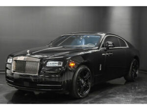 2016 Rolls-Royce Wraith Provenance Certified Pre-Owned - Extended Warranty
