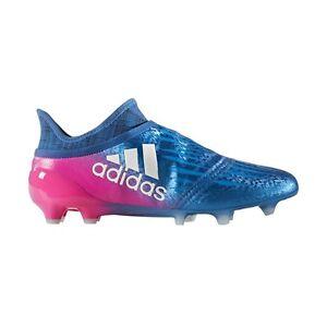 adidas fußballschuhe x blau pink