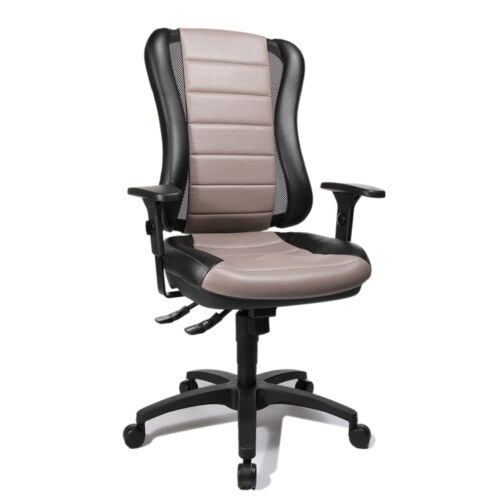 Bürostuhl Schreibtischstuhl Drehstuhl Topstar Head Point RS schwarz-grau B-Ware