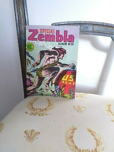 Special-ZEMBLA-Album-N-26-1983-Comme-Neuf