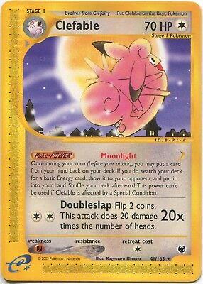 NM+ Electabuzz #76//165 Expedition Base Set Pokemon Cards 2002