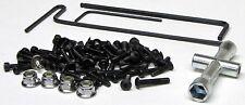 1/16 E-revo SCREWS & TOOLS Hardware, wheels nuts t-wrench VXL Traxxas 71076-3