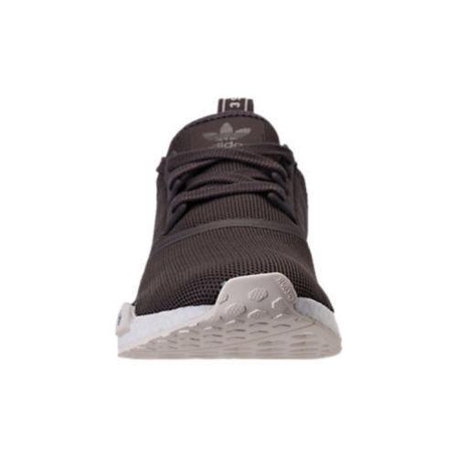 Authentique Adidas Runner Nmd_R1 Runner Adidas Urbain Trace Marron Craie Blanc AC7064 Hommes 2cc4be