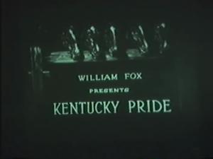 DVD-KENTUCKY-PRIDE-1925-JOHN-FORD-Henry-B-Walthall-J-Farrell-MacDonal