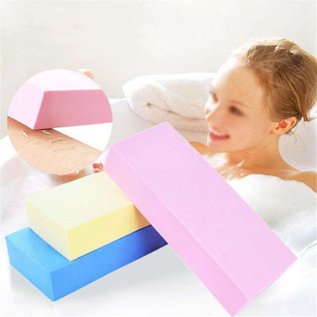 Adult Kids Soft Exfoliating Body Skin Bath Shower Spa Brush
