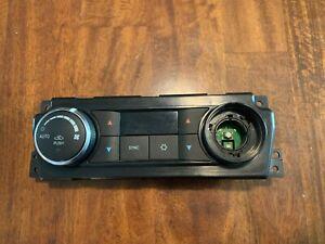 2011 2012 Dodge Ram 1500 Climate AC Heater Temperature Control