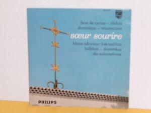 SINGLE-7-034-SOEUR-SOURIRE-FLEUR-DE-CACTUS-ALLELUIA-DOMINIQUE-EP