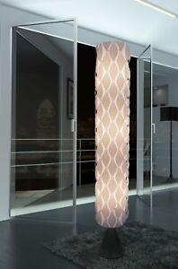 Details about White floor lamp HBK005L modern contemporary lighting for  living room, bedroom