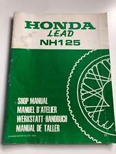 For Honda NH 125 MDD Lead 1983 Koyo Rear Right Wheel Bearing