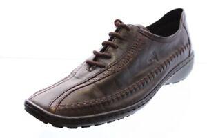 Ara-Schuhe-braun-Leder-Schuhweite-G-Gr-37-5-UK-4-5