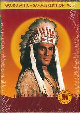 GOJKO MITIC SAMMLEREEDITION 1 [4DVD] Sons of Great Bear/Tecumseh/Apaches/Ulzana