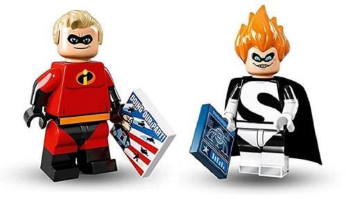 LEGO DISNEY MINIFIGURES 71012 NEW SEALED!! INCREDIBLE /& SYNDROME MR RARE!