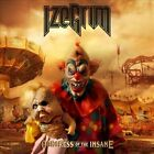 Congress of the Insane [Digipak] by Izegrim (CD, Oct-2013, Listenable Records)