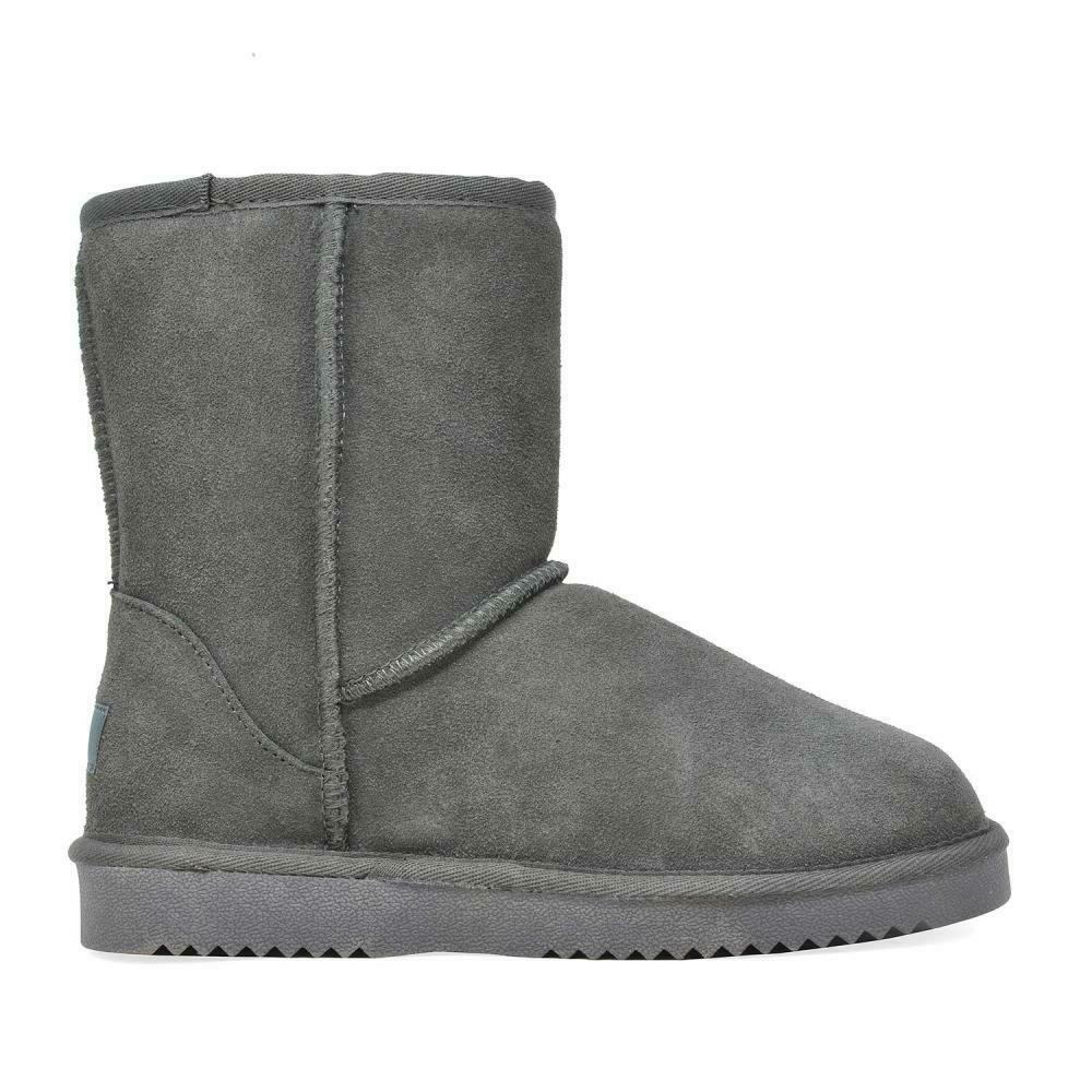 DREAM PAIRS PAIRS PAIRS Wouomo Suede Leather Sheepskin Insole Winter stivali 7f8ec0