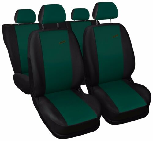 XR black//green sport style full set Car seat covers fit Mercedes B Class