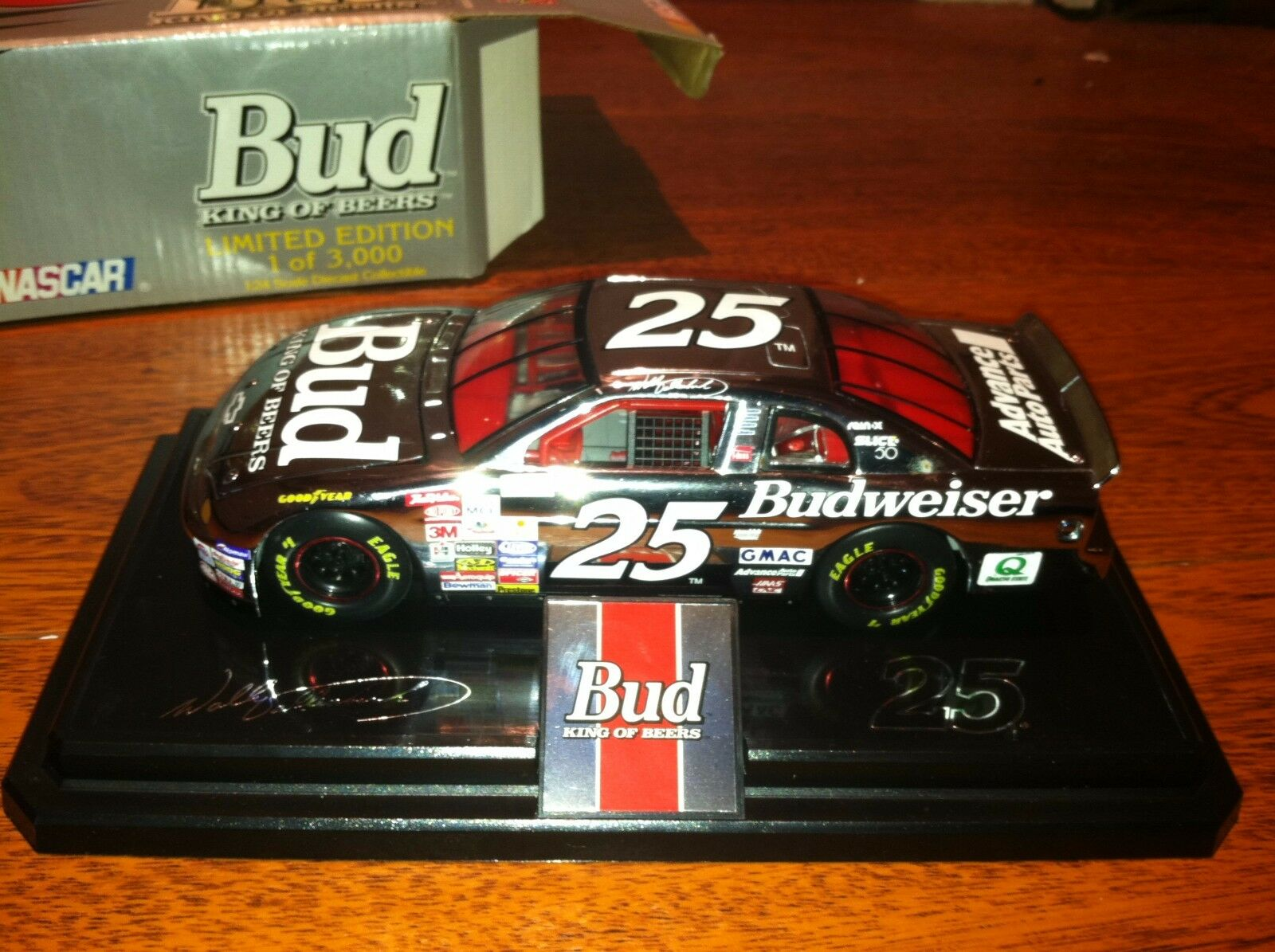 Racing champions limited edition diecast 1 24 Wally Dallenbach