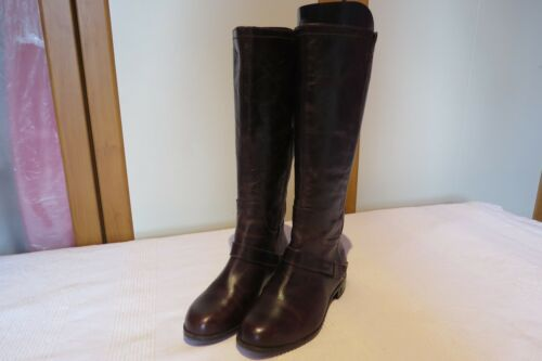 Riding Australia Boots Leather Us Eur 4 Channing Brown 6 Uk Rrp 5 £235 Ugg® 37 FTqBfq
