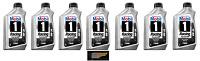 Mobil 1 0w-30 Racing Synthetic Zinc-phosphorous Motor Oil - 1 Quart (pack Of 7)