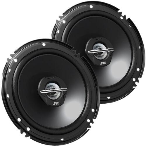 Car Fit 16cm Koax Lautsprecher Paar für Lancia Y JVC CS-J 620X