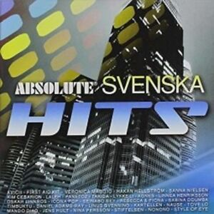 Various-Artists-034-Absolute-Svenska-Hits-034-2014-Double-CD