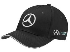 original Mercedes Benz Base cap Mütze F1 Formel 1 Petronas LEWIS HAMILTON 2017