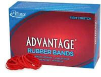 Alliance Advantage Red Rubber Band Size 32 (3 X 1/8 Inches) - 1 Pound Box (appr